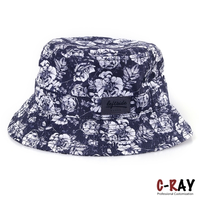 High Quality promotional bucket hat with printed logo