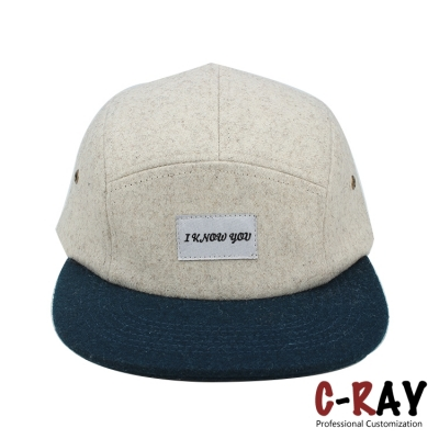 5 piece cap/5 panel custom hats and caps/5 panel caps for sale